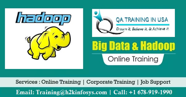 Become a Big data and Hadoop Analyst with training