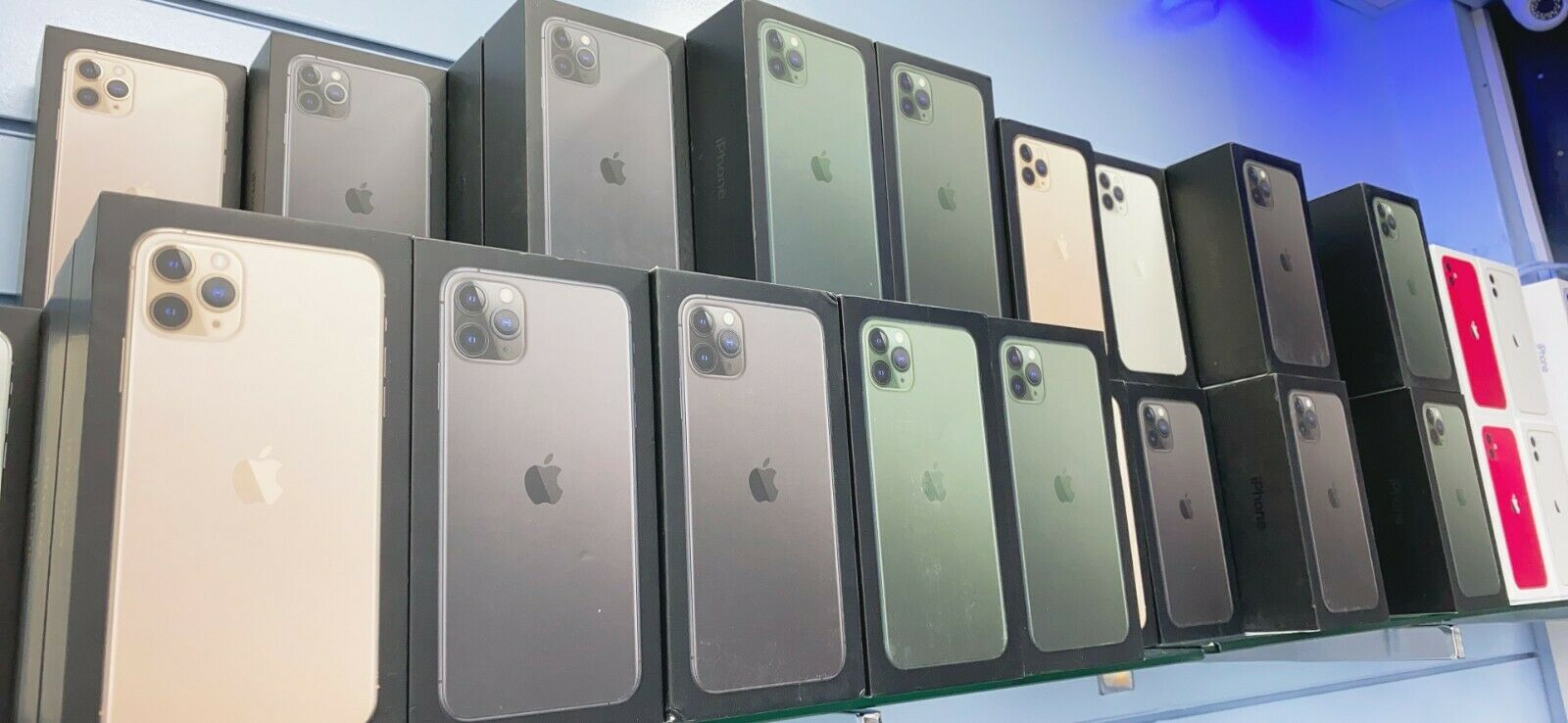 Offer for Apple iPhone 11, 11 Pro and 11 Pro Max