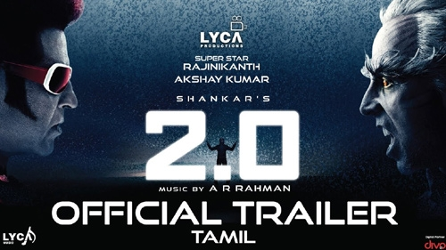 2 0 tamil official trailer