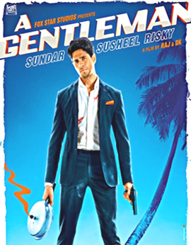 A Gentleman Movie Review, Rating, Story, Cast and Crew