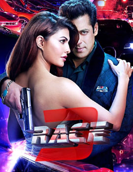 Race 3 Movie Review, Rating, Story, Cast and Crew