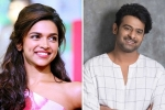 Deepika in talks to romance Prabhas?