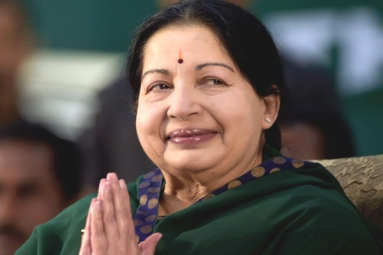 Jayalalithaa Biopic to Release in 2019