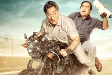 Kamal's Sabash Naidu team excited Back