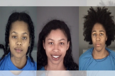 Three Naked Women Lead Florida Police on Hour-Long Chase