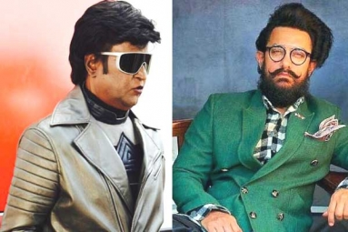 Rajinikanth And Aamir Khan To Clash For Diwali