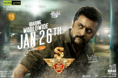 Singam 3 (C3) Tamil Movie