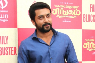 Suriya Shows That He Is A Man With Golden Heart