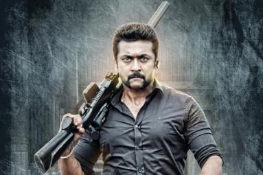 Suriya trashes rumours about Singam 3