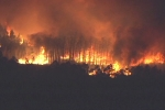 91 Wildfires Burn Across Florida