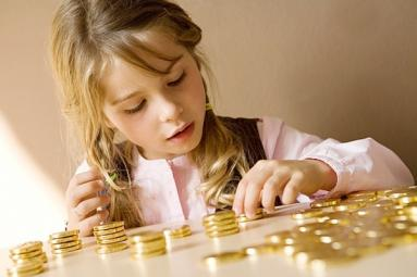 Kids learning money value likely to become less generous, says study},{Kids learning money value likely to become less generous, says study