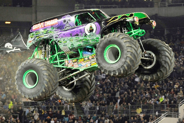 EverBank Field To Host Monster Jam Events