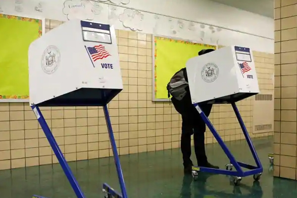 Midterm Elections: Voting Begins in Eastern U.S. States