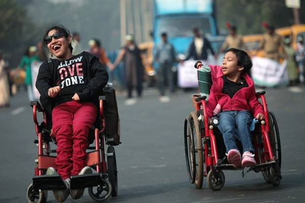 World Disability Day: About 1 Million People Live with Disability Globally